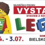 , Najväčšia výstava stavieb z kociek LEGO v Poľsku