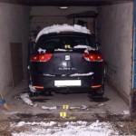 , Žilinská polícia odhalila mužov podozrivých z krádeže auta