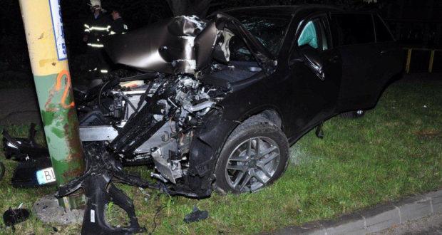 , Na sídlisku Vlčince došlo k dopravnej nehode s bizarným koncom
