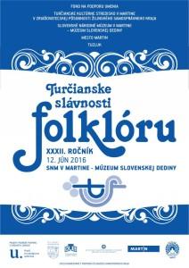 , XXXII. Turčianske slávnosti folklóru