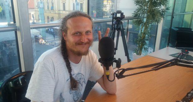 , Martin Geišberg: Svet je fantastickým miestom pre život
