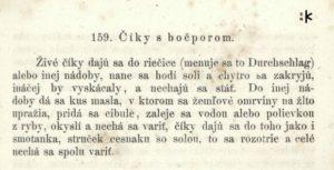 , O Medzinárodnom dni Dunaja z archívu Slovenskej národnej knižnice v Martine