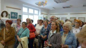 , V Turčianskom kultúrnom stredisku v Martine prebieha výstava paličkovanej čipky