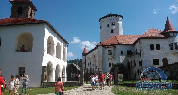 , Hospodársku budovu Budatínskeho hradu premenia na expozíciu drotárstva