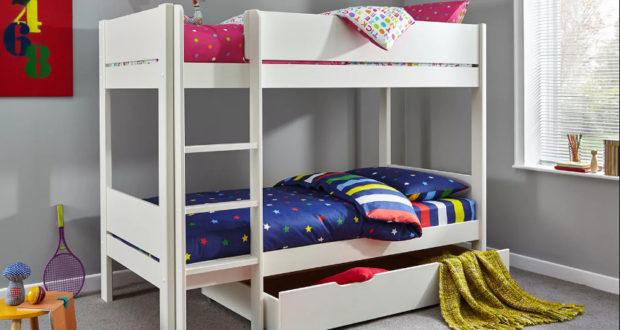 posteľ, Máte doma viac ratolestí? Podľa čoho vybrať poschodovú posteľ?