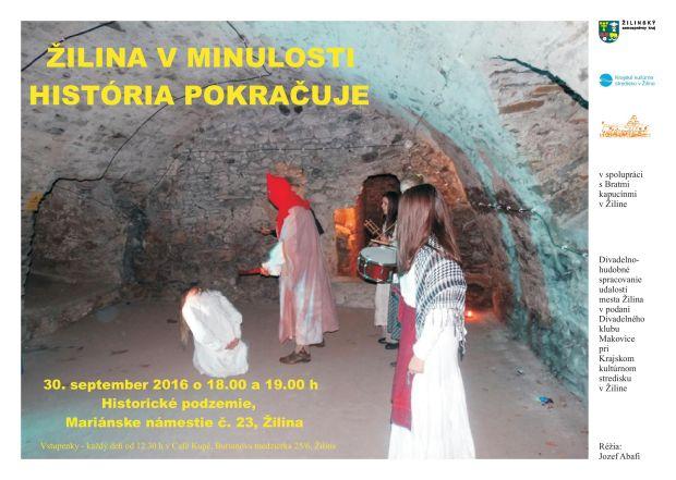 , Žilinské katakomby ožijú históriou