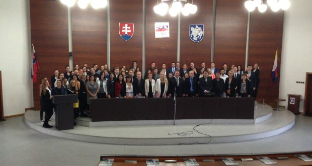 , Študenti z Martina, Českej republiky a Holandska si vyskúšajú medzinárodné projekty v praxi