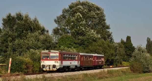 , Počas víkendu budú medzi Žilinou a Rajcom jazdiť mimoriadne vlaky