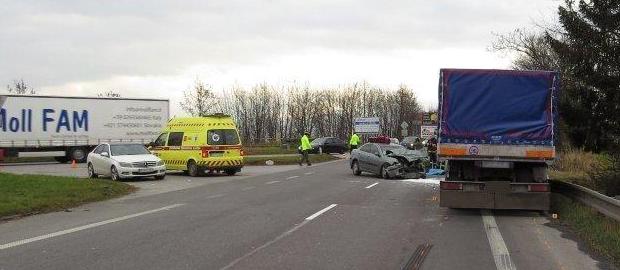 , Tragická nehoda v Žiline si vyžiadala život mladej ženy