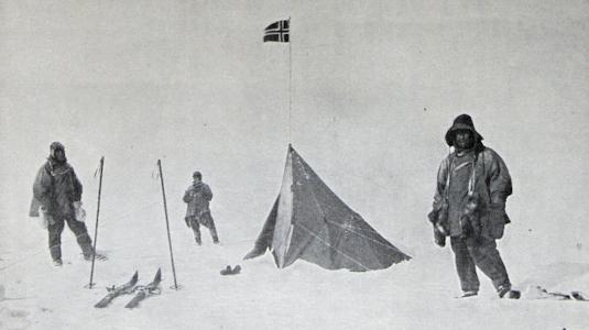 , 105. výročie dobytia južného pólu: Nórovi Amundsenovi išla karta