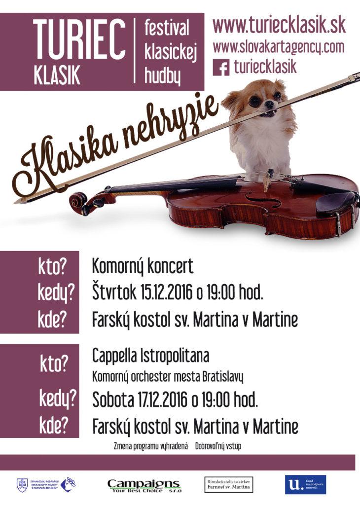, Klasika nehryzie! Festival klasickej hudby v Turci