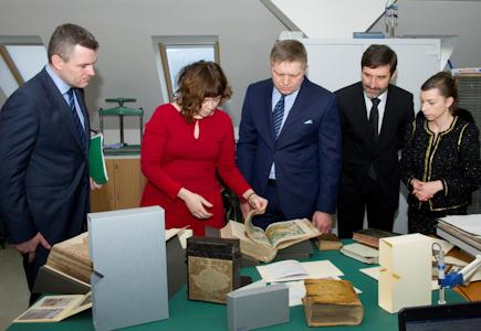 , Podpredseda vlády Peter  Pellegrini: Digitalizačné centrum SNK je unikát