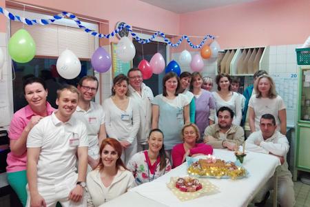 , Pediatrická ortopédia žilinskej nemocnice oslavuje dvadsiatku