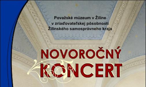 , Novoročný koncert v Kaplnke Budatínskeho hradu