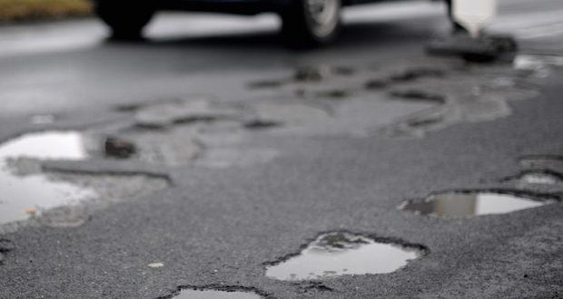 , Slovenská správa ciest sa dnes pustila do opráv výtlkov