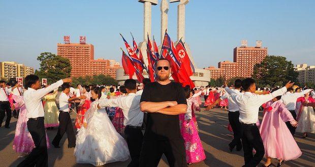 , Whiskyho cestovateľské kino: Severná Kórea