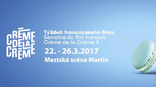 , Creme de la Creme: Týždeň francúzskych filmov