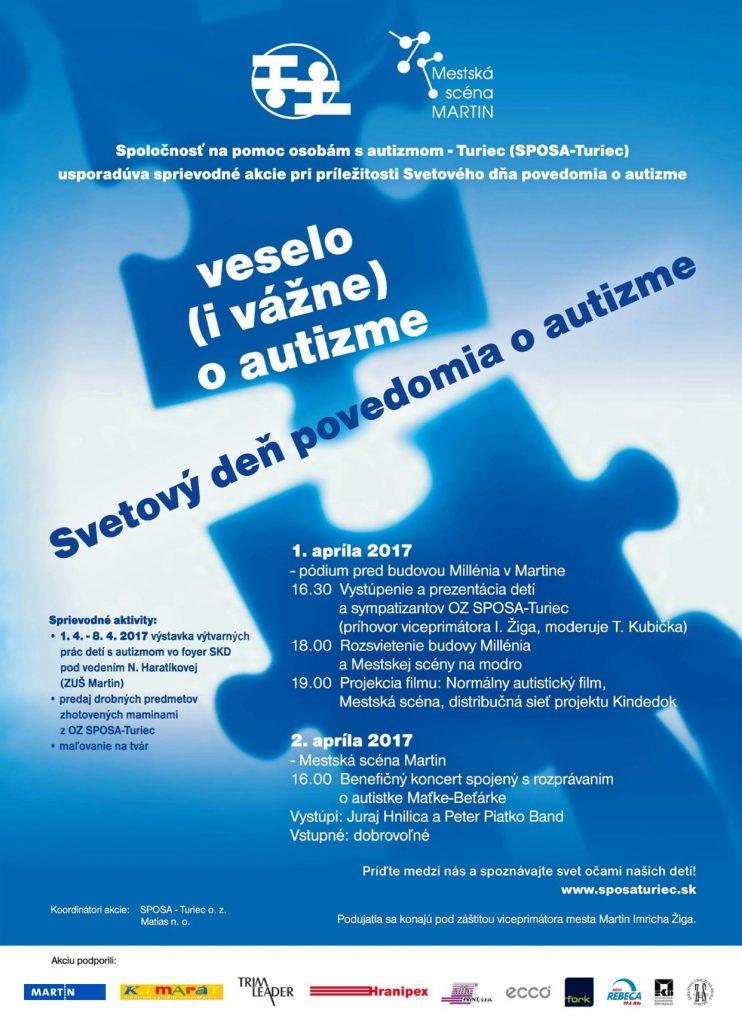 , Veselo i vážne o autizme