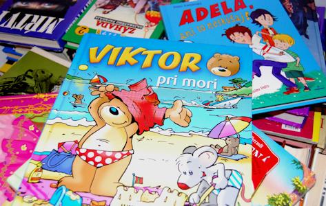 , Komenského zbierka kníh: takmer dvetisíc knižiek poteší deti v detských domovoch a nemocniciach