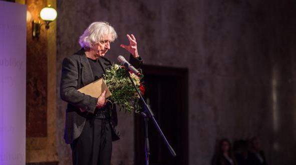 , Scénograf martinského divadla Jozef Ciller dostal ocenenie ministra kultúry!