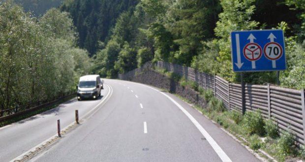 , Na ceste pri hrade Strečno dočasne znížia počet jazdných pruhov