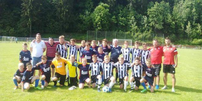 , Martin a Žilina víťazne na veľkom futbalovom turnaji v Rakovej