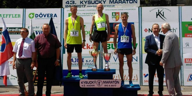, Maratónske víťazstvo sa podarilo obhájiť s lepším časom