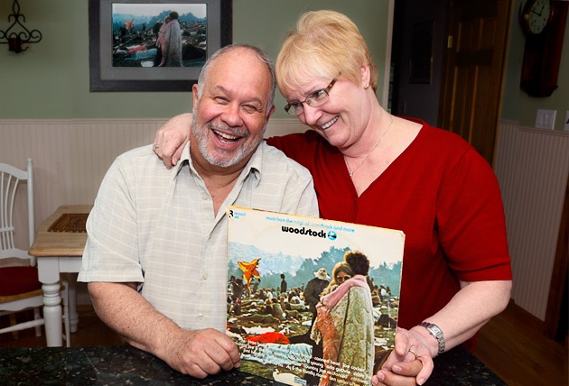 , Woodstock sa uskutočnil pred 48 rokmi. Je pár z ikonickej fotografie stále spolu?