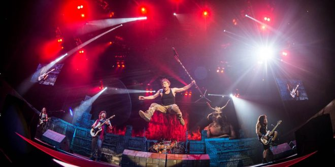 , Iron Maiden vydali koncertný album The Book Of Souls: Live Chapter
