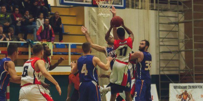 , Basketbalisti Žiliny dnes vyzvú Prievidzu, nováčik doma obody oberá aj favoritov