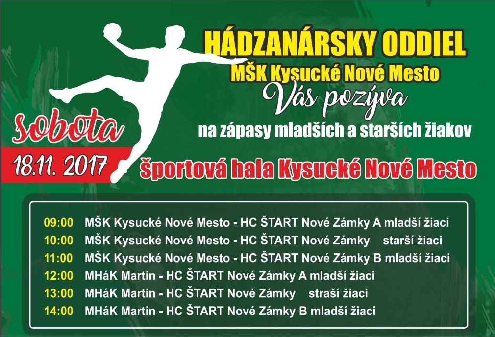 , Kysuckí hádzanári postúpili do česko – slovensko – poľskej ligy!!!