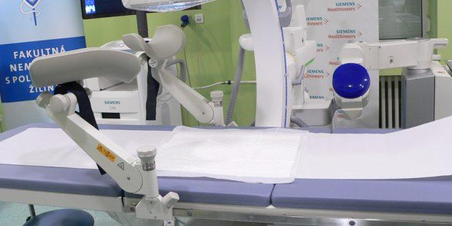 , ZA: Fakultná nemocnica má nový prístroj na rozbíjanie močových kameňov