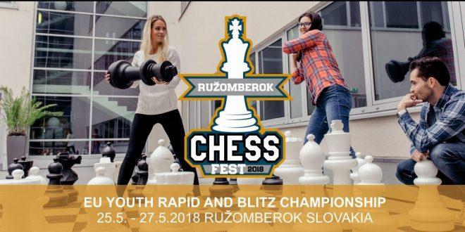 , Ružomberok sa stane dejiskom štyroch šachových turnajov