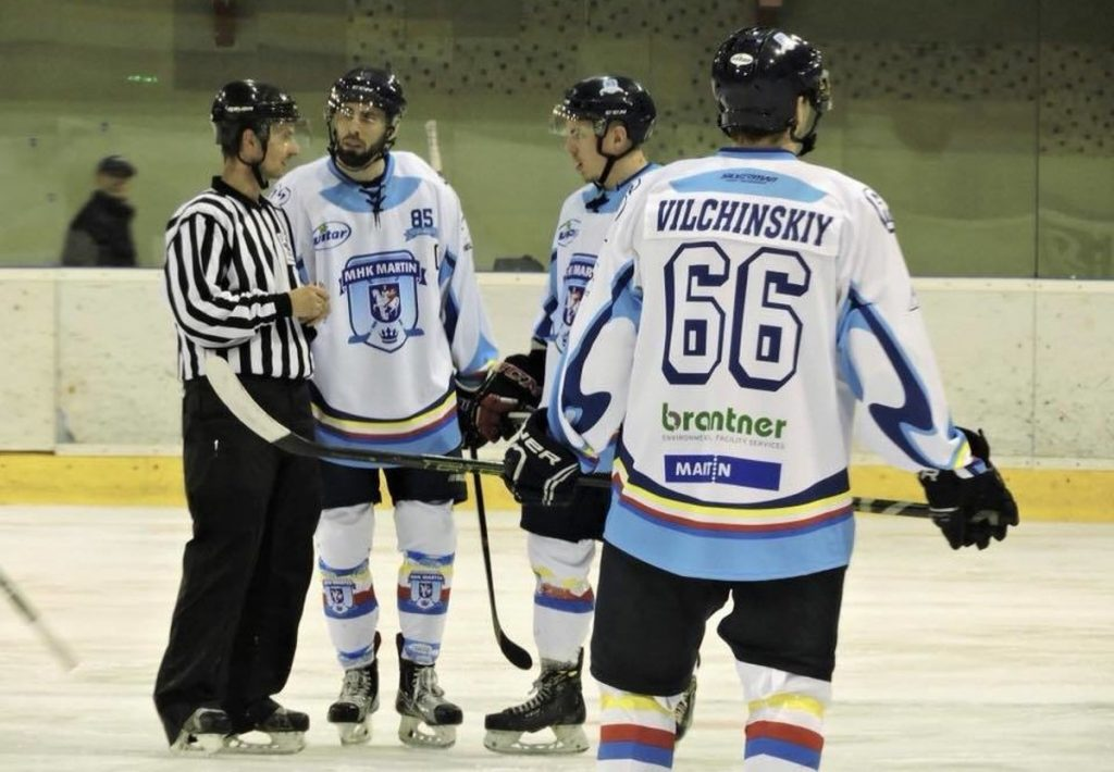 , Martinskí hokejisti nastúpili do štvrťfinále Play Off víťazne. Súper nemal šancu