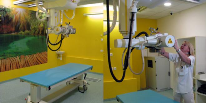 , Žilina: FNsP spustila nové pracoviská CT a digitálneho röntgenu