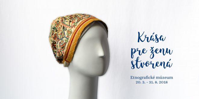 , Eva Dudková: Nosenie čepca bolo veľmi náročné, ženy veľakrát prichádzali o vlasy