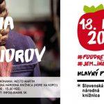 , Janica Lacová a Food Revolution Day v Martine!