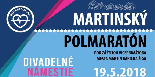 , Martinský polmaratón opäť na námestí!