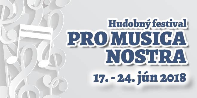 """festival, Žilisnký kraj v júni ovládne nový festival klasickej hudby! """"Pro Musica Nostra"""""""