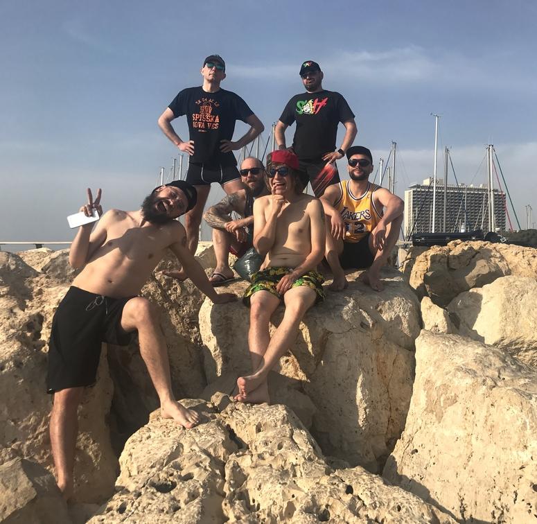, Smola a Hrušky natočili v Izraeli letnú novinku Na ceste za inou