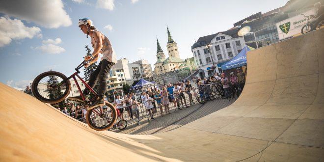 , Žilina: Premiéra adrenalínovej bikeshow nesklamala