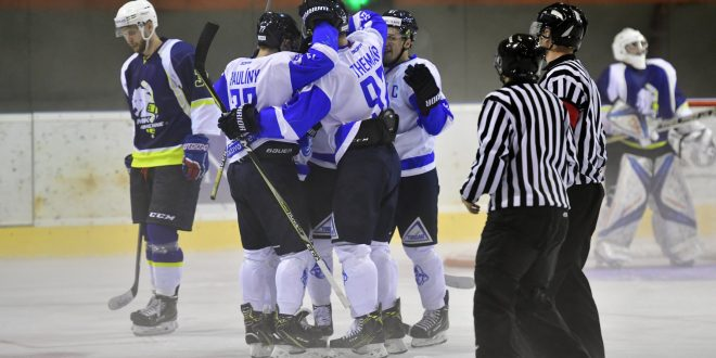 , VIDEO: Hokejisti Martina zdolali Humenné. Došlo aj k potýčke