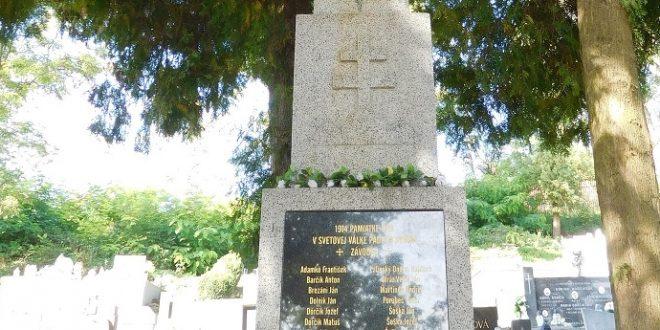 , Žilina: Hrdinstvo vojakov zo Závodia pripomína obnovená pamätná tabuľa