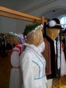 , Svadobné kroje zo Šatnice Matice slovenskej zaujali nielen budúce nevesty aženíchov