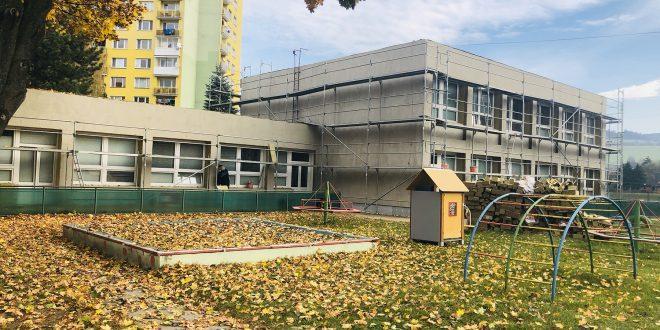 , Dolný Kubín: MŠ Na Sihoti prechádza rekonštrukciou