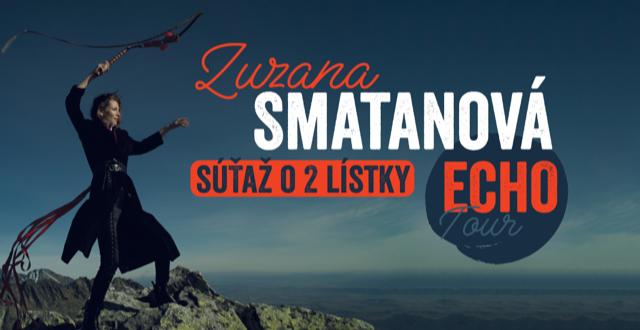 """, Aj v Martine sa Zuzka Smatanová """"zahrá"""" s fanúšikmi. Kde asi schová lístky na svoj tunajší koncert?"""