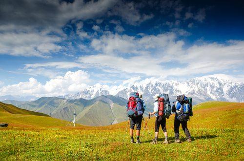 , Treking v horách: Tipy pre začiatočníkov