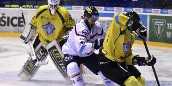, Tipsport liga: Hokejisti Žiliny prehrali v 21. kole s Košicami