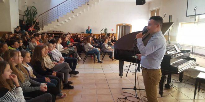 , Evanjelická spojená škola v Martine má sociálny projekt s cieľom priblížiť rómsku kultúru