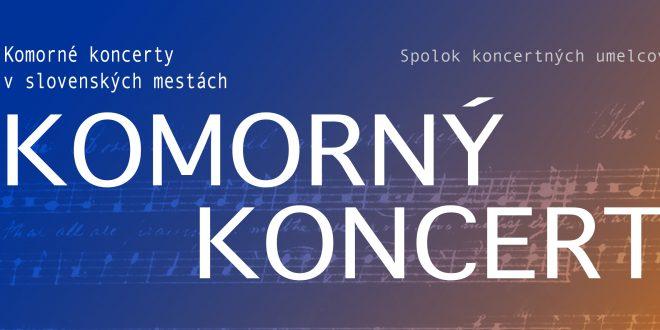 , Záver novembra prinesie do Martina Komorný koncert